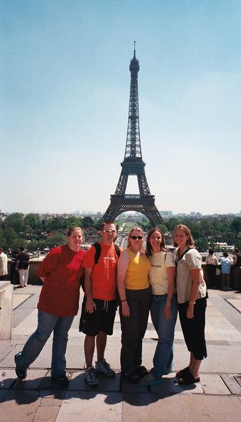 Europe 2001